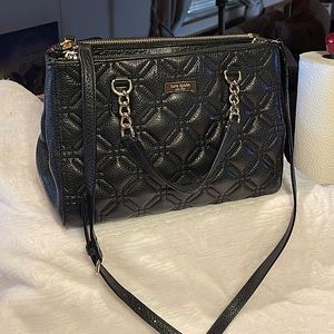 Kate Spade Med/Small Quilted Crossbody Bag